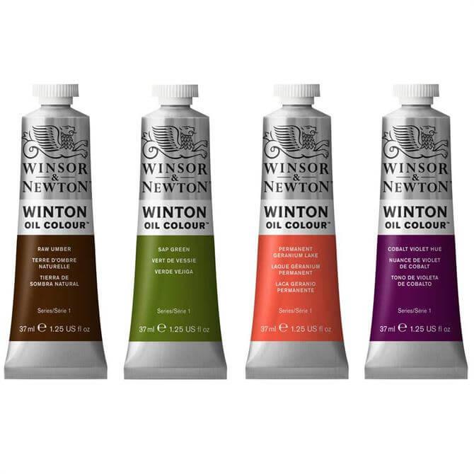 Winsor and Newton Winton Oil Colours 37ml