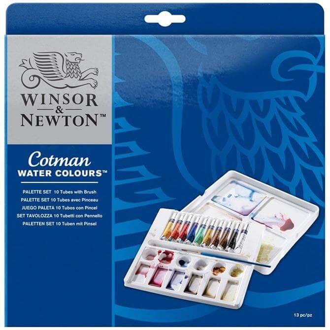 Cotman Water Colours Palette Set