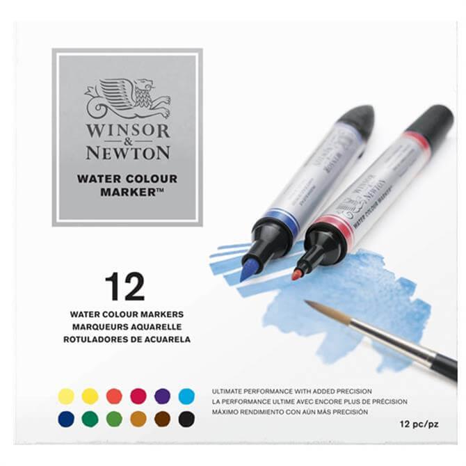 Winsor and Newton Marker Pen Set