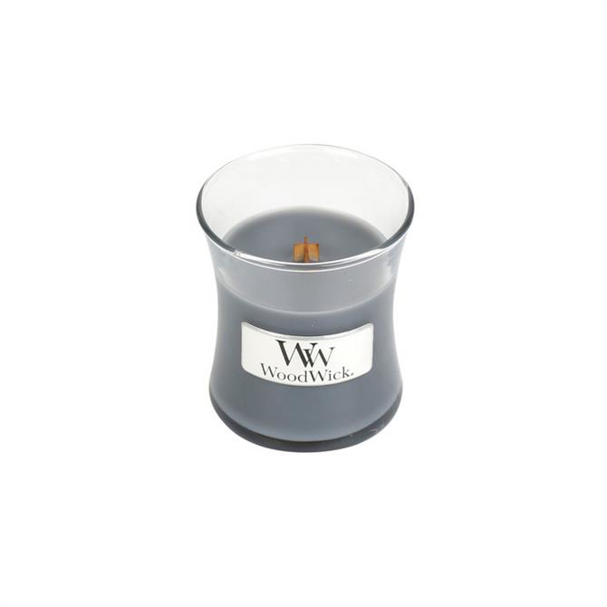 Woodwick Evening Onyx Mini Hourglass Candle