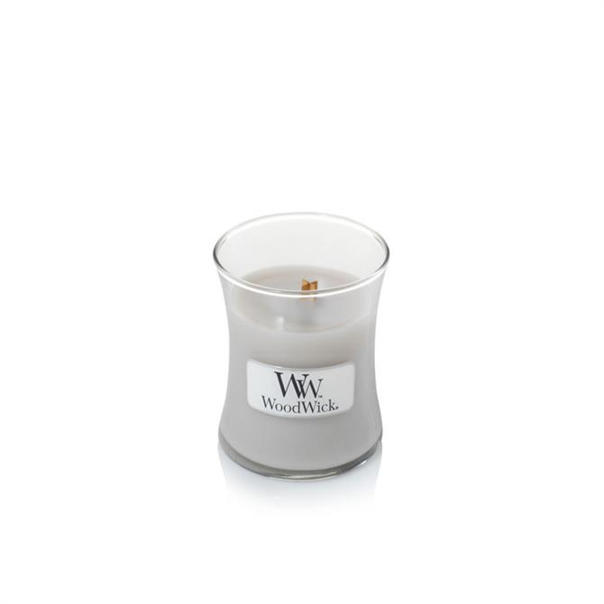 Woodwick Warm Wool Mini Hourglass Candle