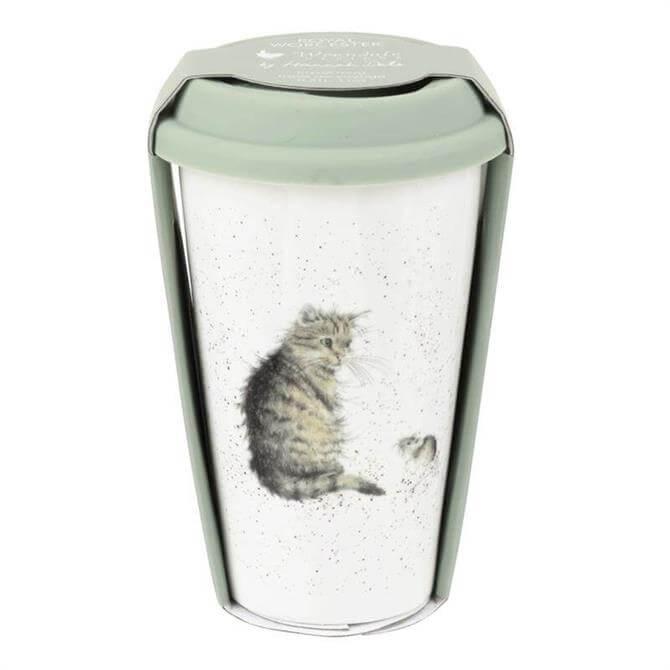 Wrendale Designs Cat Travel Mug
