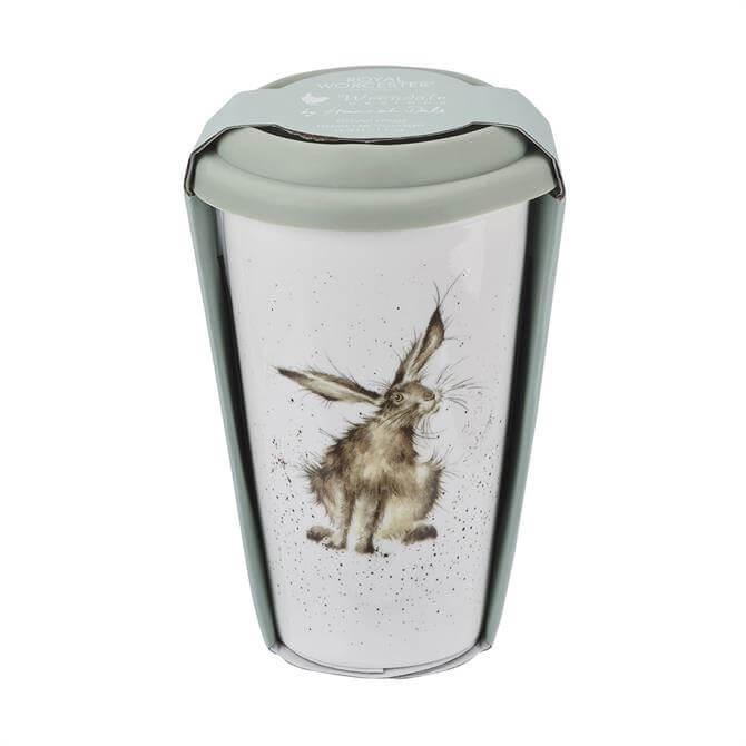 Wrendale Designs Hare Travel Mug