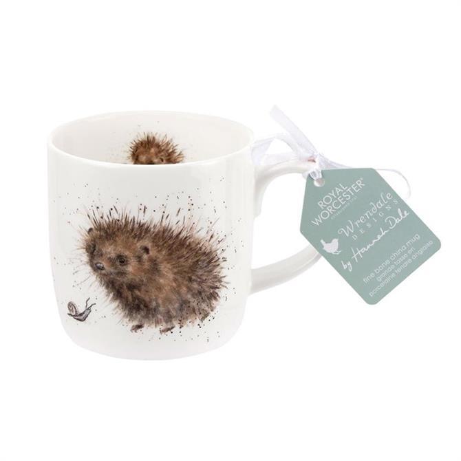 Wrendale Prickled Tink Hedgehog Mug