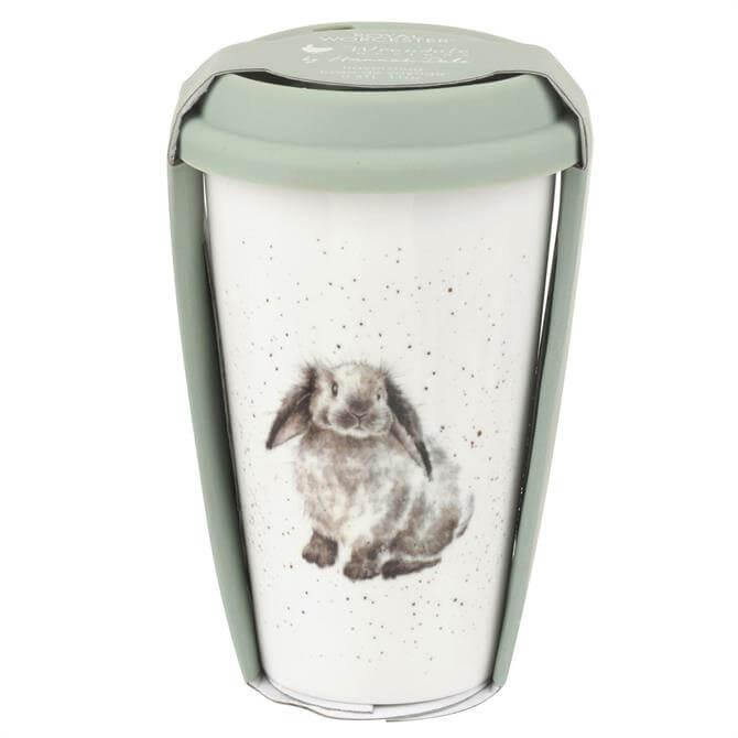 Wrendale Designs Rabbit Travel Mug