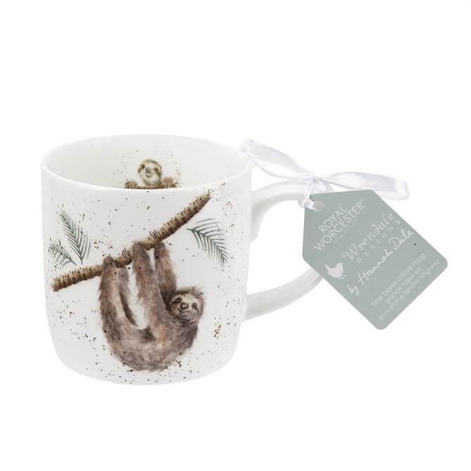 Wrendale Hanging Around Mug