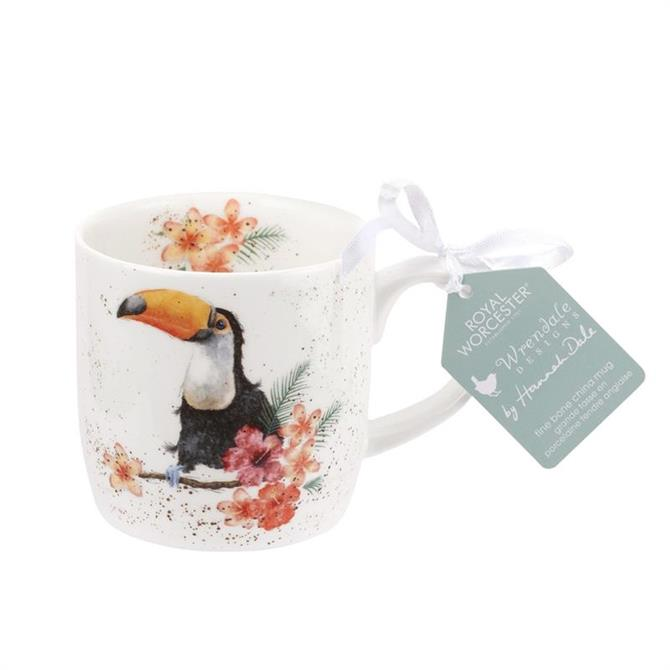Wrendale Toucan of My Affection Mug