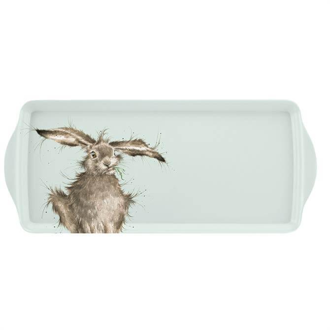 Wrendale Hare-Brained Sandwich Tray