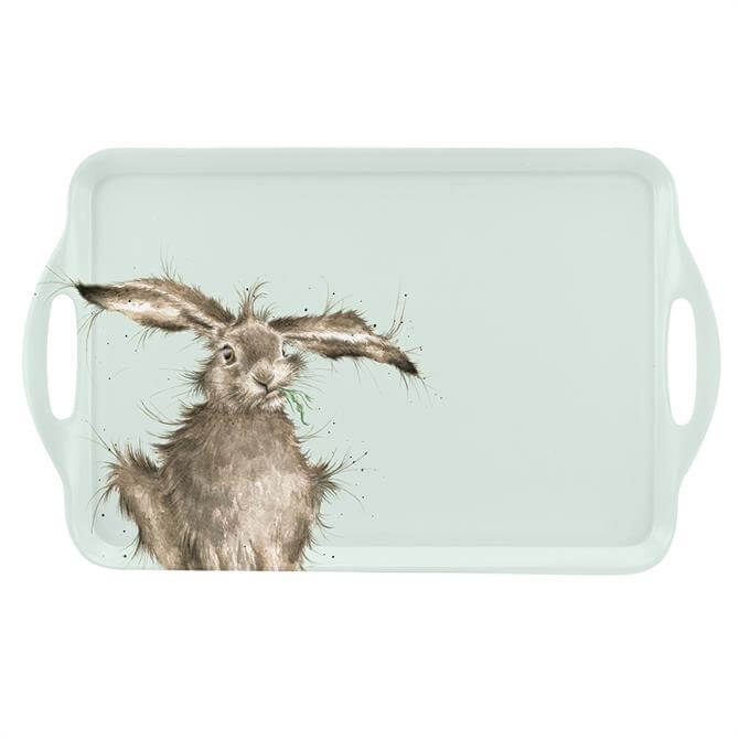 Wrendale Large Hare-Brained Tray