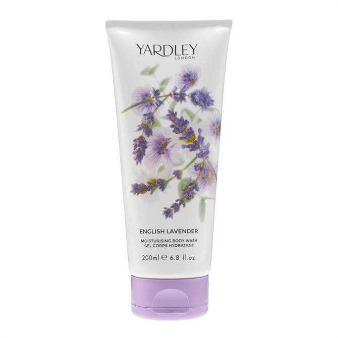 Yardley Body Wash 200ml