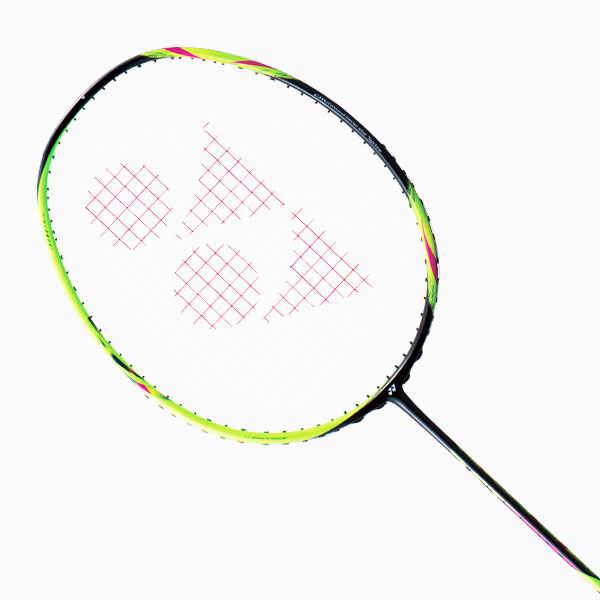 Yonex ASTROX 6 Badminton Racquet - BLACK/LIME
