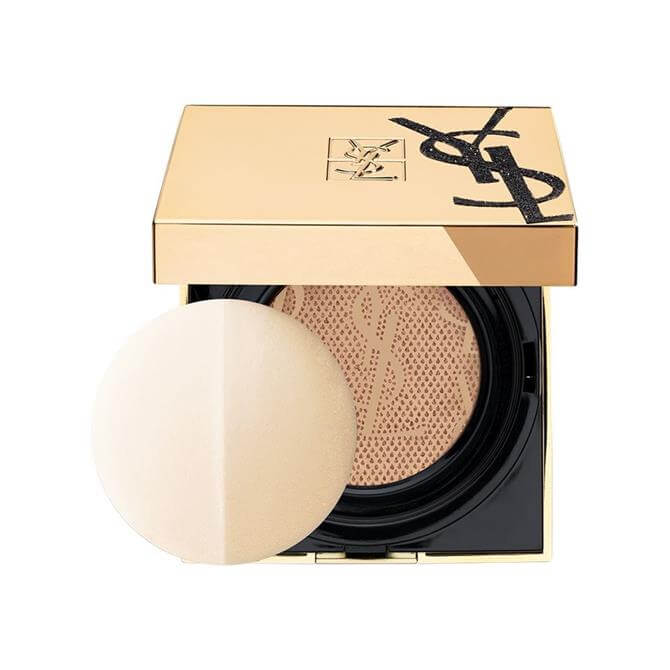YSL Touche Eclat Le Cushion Foundation Monogram Edition