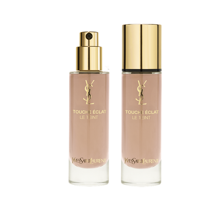 YSL Touche Éclat Le Teint Foundation Shade Extensions