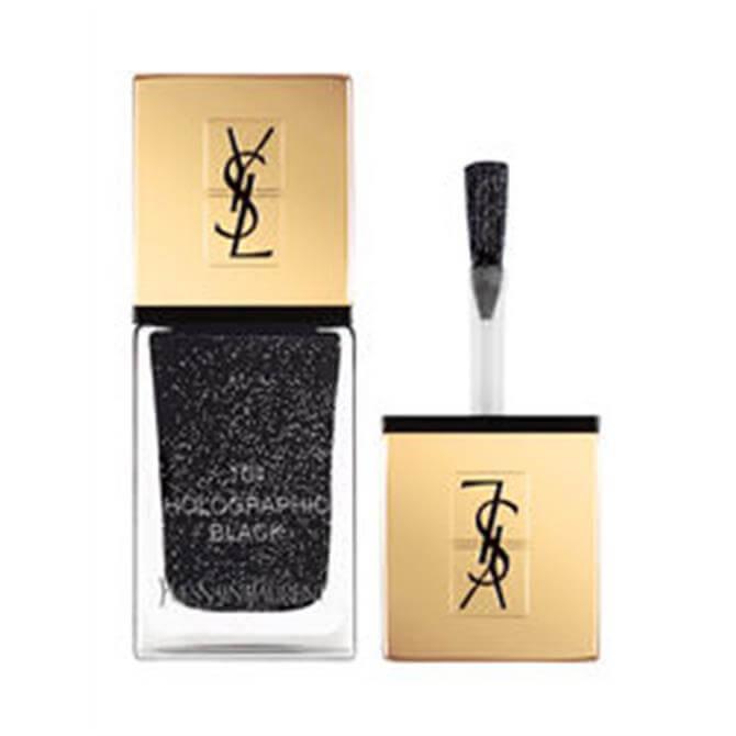 YSL La Laque Couture Nail Polish- Holographic