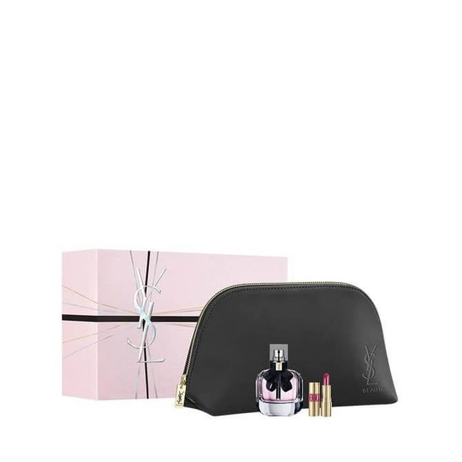 YSL Mon Paris EDP 50ml & Rouge Volupte Shine Gift Set