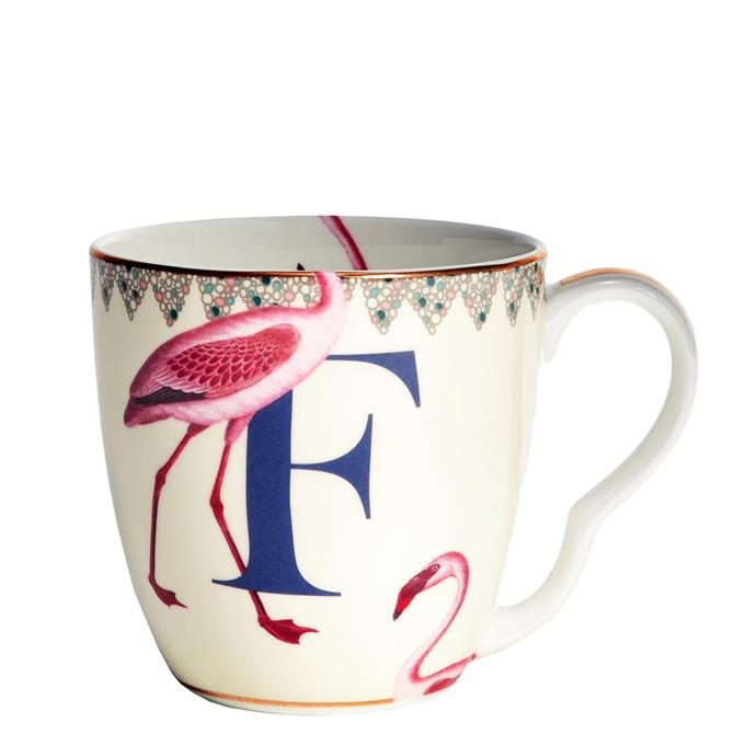 Yvonne Ellen Alphabet Mug