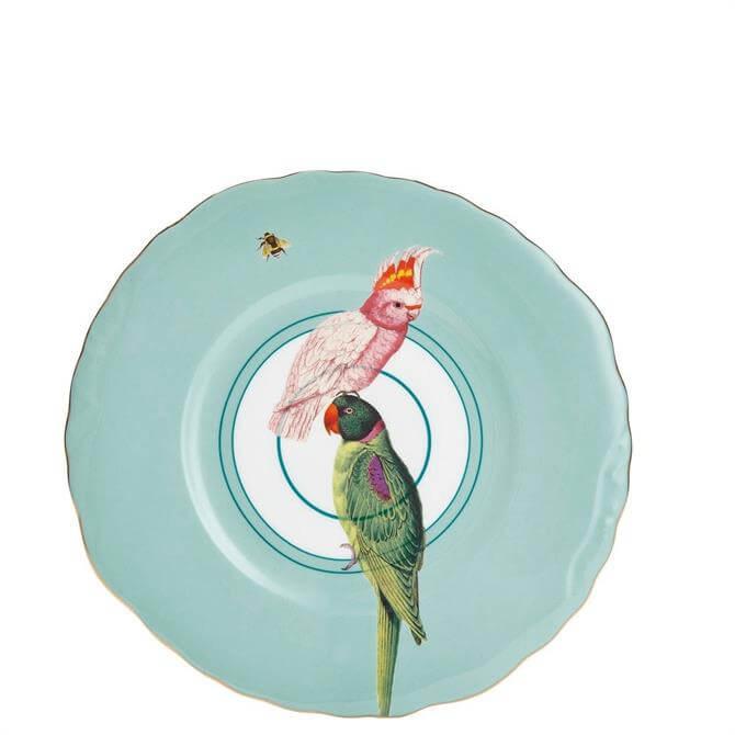 Yvonne Ellen Parrot Plate
