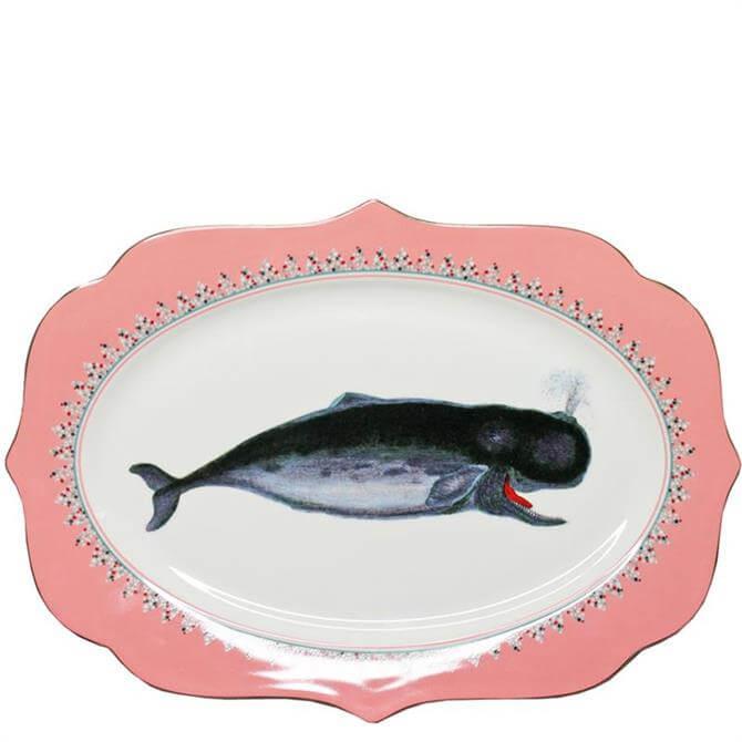 Yvonne Ellen Whale of a Time Platter