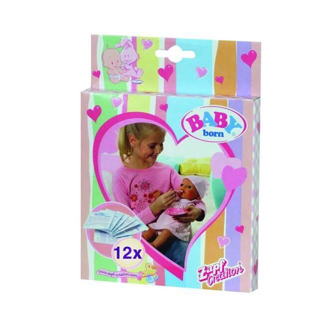 Zapf Baby Born Food