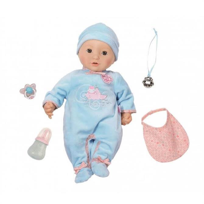 Zapf Baby Annabell Alexander Doll