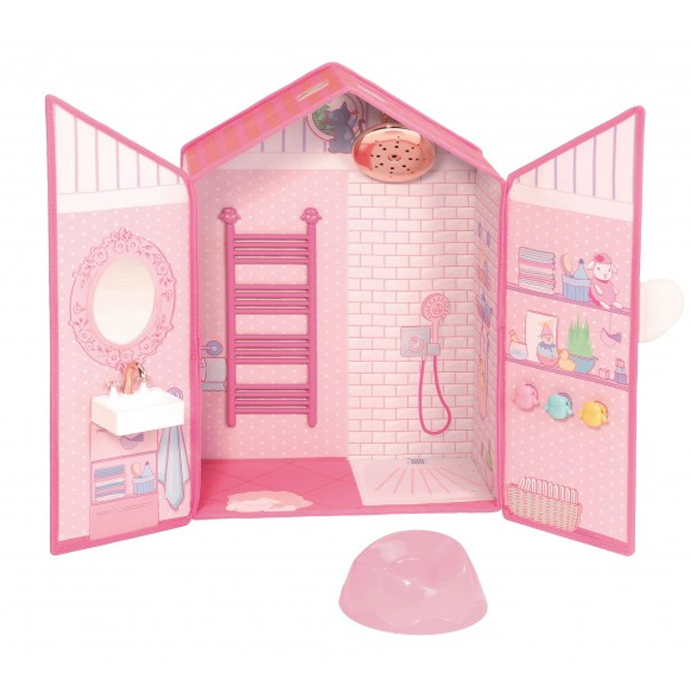 An image of Zapf Baby Annabell Bathroom
