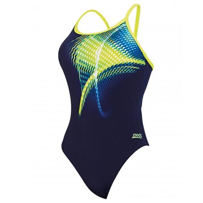Zoggs Velocity Sprintback Swimsuit