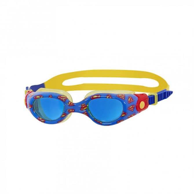 Zoggs Junior Superman Printed Goggles