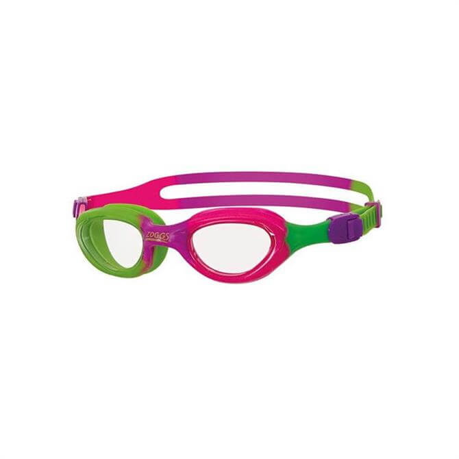 Zoggs Kid's Little Super Seal Assorted Colour Swimming Goggles