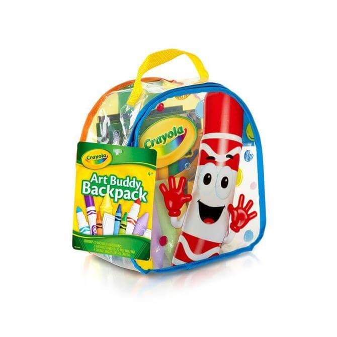 Crayola Art Buddy Bag