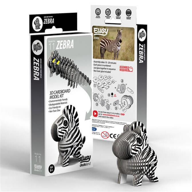 Eugy Zebra