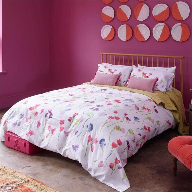 Bluebellgray Sweet Pea Duvet Cover Set