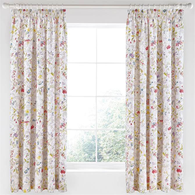 V&A Botanica Multi Curtains