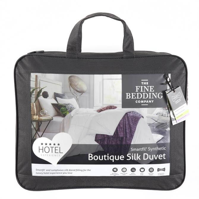 The Fine Bedding Company Boutique Silk Duvet 10.5 Tog