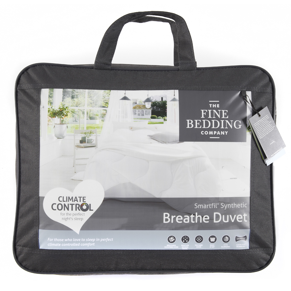 The Fine Bedding Company - Breathe Duvet - 10.5 tog - Double
