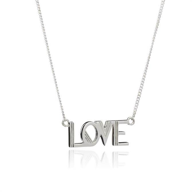 Rachel Jackson London Love Necklace