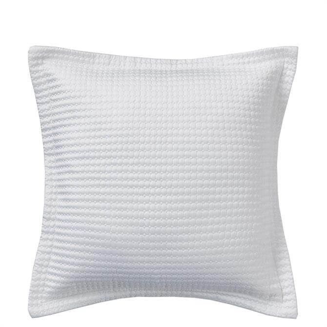 Sheridan Christobel White Cushion