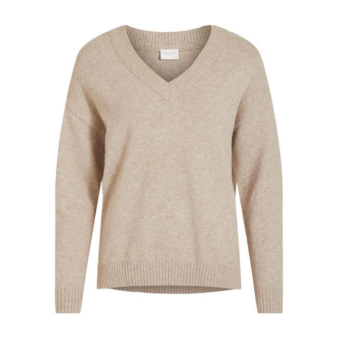 Vila Ril Oversized Sweater